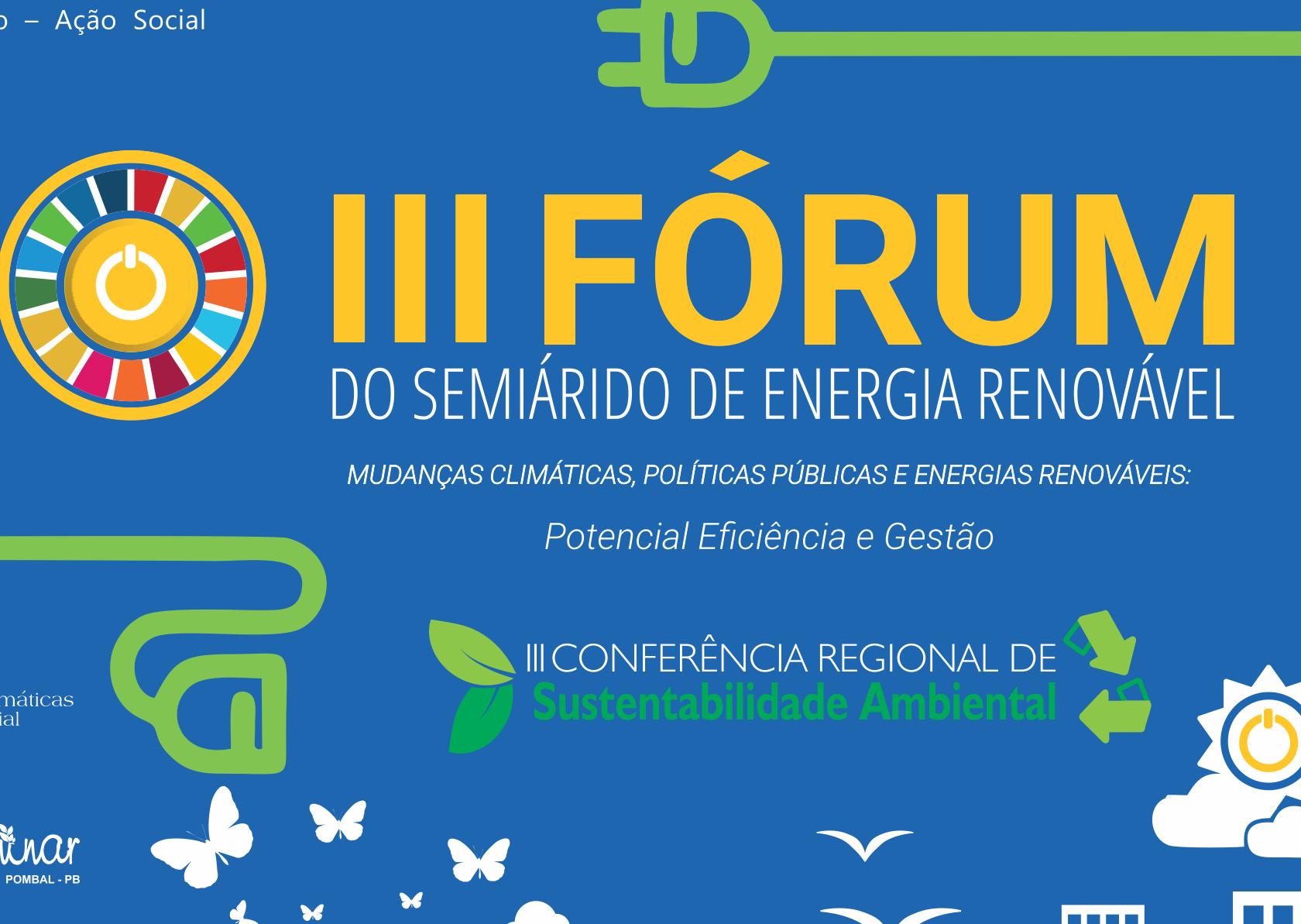EM PATOS, CERSA REALIZA III FÓRUM DO SEMIÁRIDO DE ENERGIA SOLAR